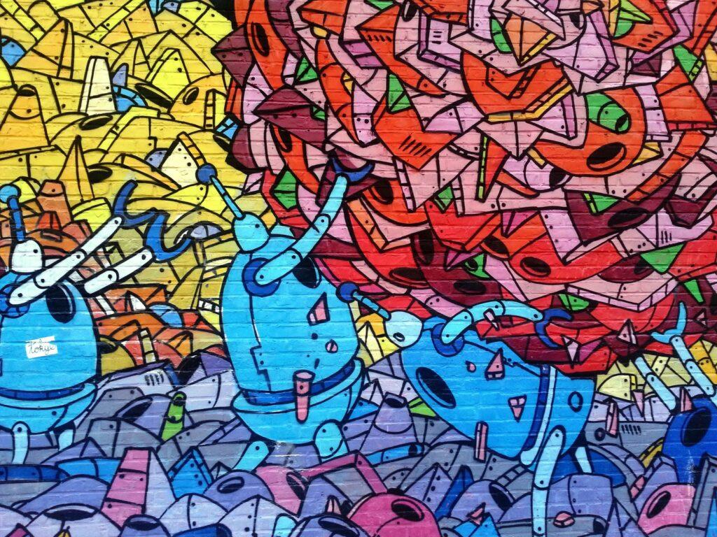 Usuwanie graffiti Wrocław